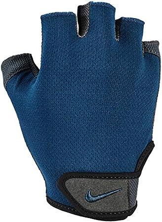 Nike Herren Essential Fitnesshandschuhe, Größe L, Blue Force