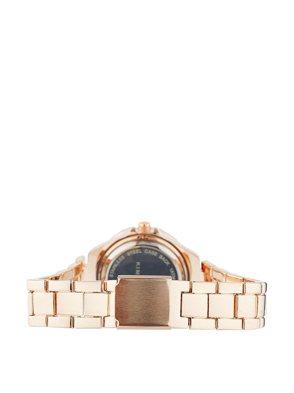 Kim & Jade -  -Armbanduhr- 2033L-GP_Gold pink