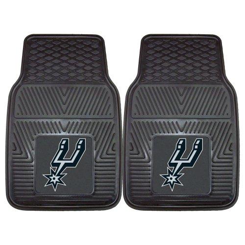NBA - San Antonio Spurs Heavy Duty Vinyl Car Mats