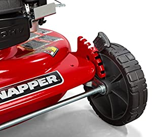 Snapper P2185020 / 7800980 HI VAC 190cc 3-N-1 Rear Wheel Drive Variable Speed Self Propelled Lawn Mower with 21-Inch Deck and ReadyStart System and 7 Position Height-of-Cut by Snapper