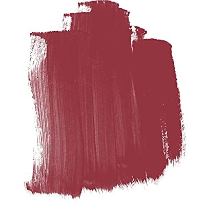 4oz. High Flow Acrylic Paint Color: Quinacridone Red