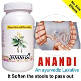 Anandi 100% Natural Laxative prevents and relieves constipation No Side Effect. SNR