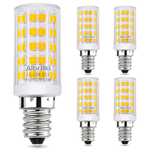 E12 Led Light Bulb 60W