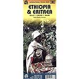 Ethiopia & Eritrea Travel Map 1:2M/900K ITM