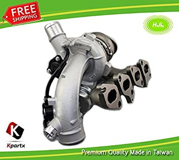 Turbocompresor para Opel/Vauxhall Astra J Meriva B Chevy Cruze 1.4 Ecotec a14net: Amazon.es: Coche y moto