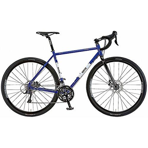 GIOS(ジオス) グラベルロードバイク MITO GIOS-BLUE 490mm B076BJTCX2