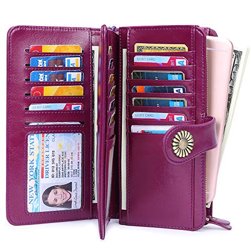 Women's Wallets Large Capacity