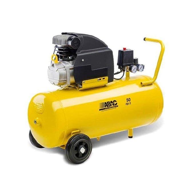 Compresor de aire Montecarlo B20 Basilin 50 litros más Kit 5 ...