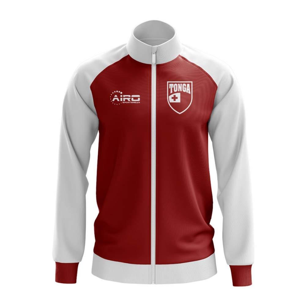 Airo Sportswear Tonga Concept Football Track Jacket (ROT)