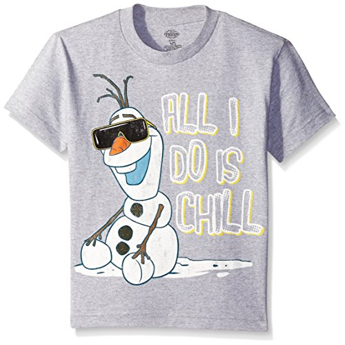 Disney Boys' Olaf All I Do Is Chill T-Shirt