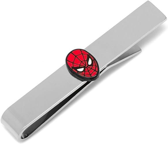 Marvel Spider-Man Holm Alfiler de Corbata: Amazon.es: Joyería