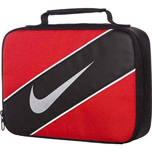 Nike Insulated Reflect Lunch Box (University Red, One Size) by NIKE