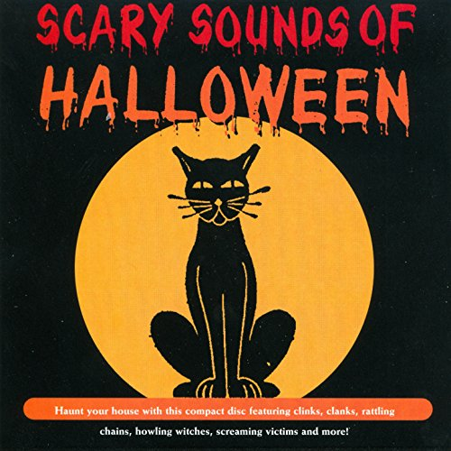 Scary Sounds of Halloween -
