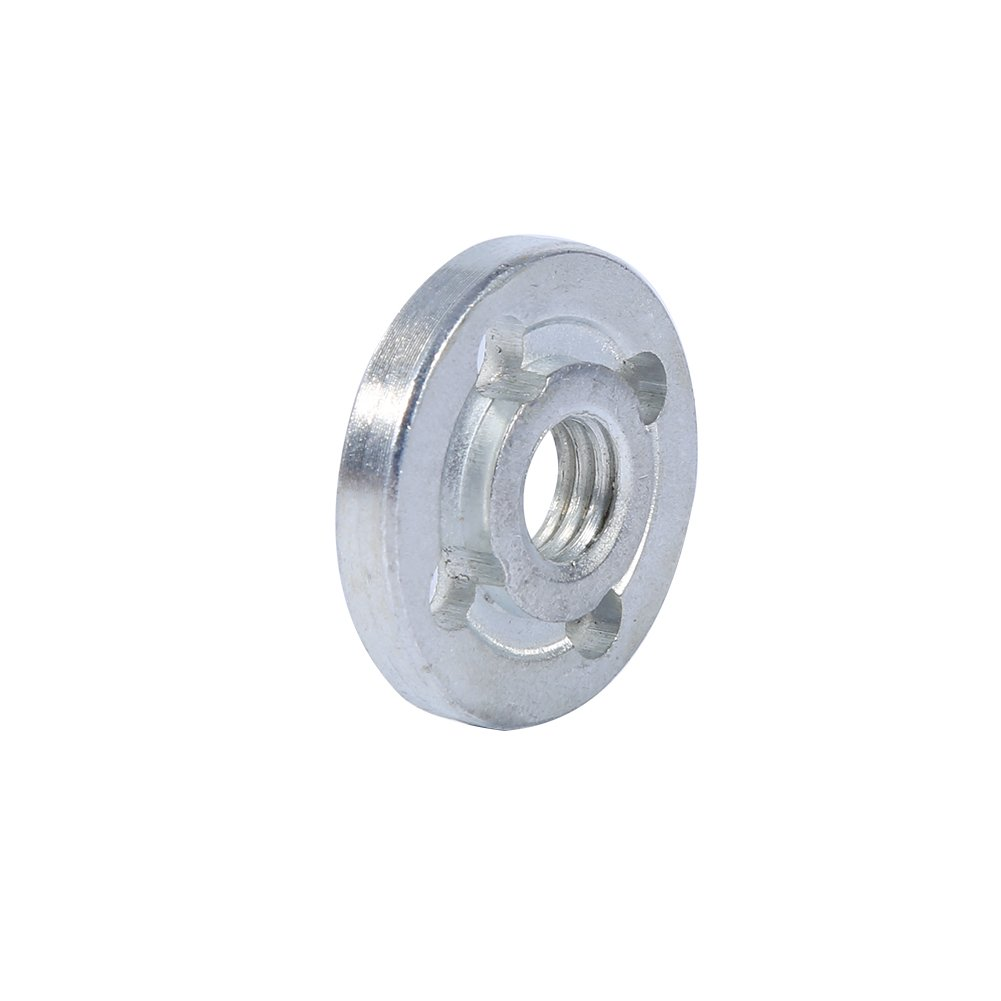 Garosa 1 Pair Angle Grinder Flange Replacement Electrical Angle Grinder Fitting Part Inner Outer Flange Nuts for Makita 9523