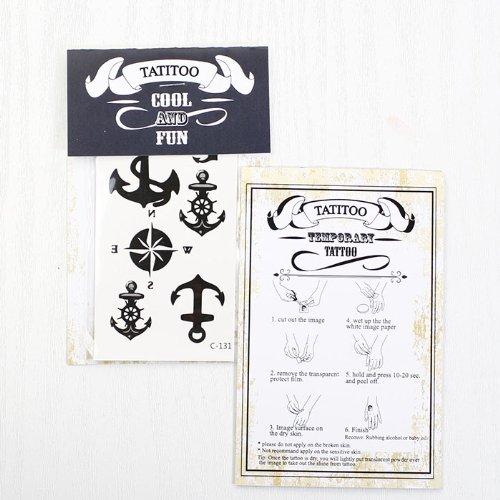 Grow, Tree , Temporary Tattoo -Temporary Tattoo