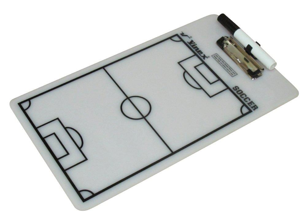 Taktik-Klemmbrett für Basketball - Baseball - Fußball - Handball - Rugby - Volleyball Vinex