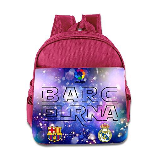 real-madrid-0-4-barcelona-la-liga-as-it-happened-children-backpack-pink-bag