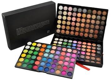 Amazon.com : MAC 180 Color Makeup Palette Cosmetics Multicolor Professional Eye Shadow Tray : Beauty