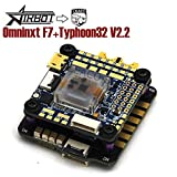 Airbot OMNINXT F7 Flight Controller & Typhoon32 V2.2 35A Blheli_32 3-6S Brushless ESC for FPV Quadcopter Drone DIY LEACO