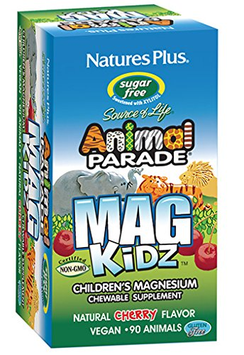 Natures Plus Animal Parade MagKidz 90 Chewables - Sugarfree