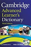 Cambridge Advanced Learner's Dictionary with CD-ROM, , 0521712661