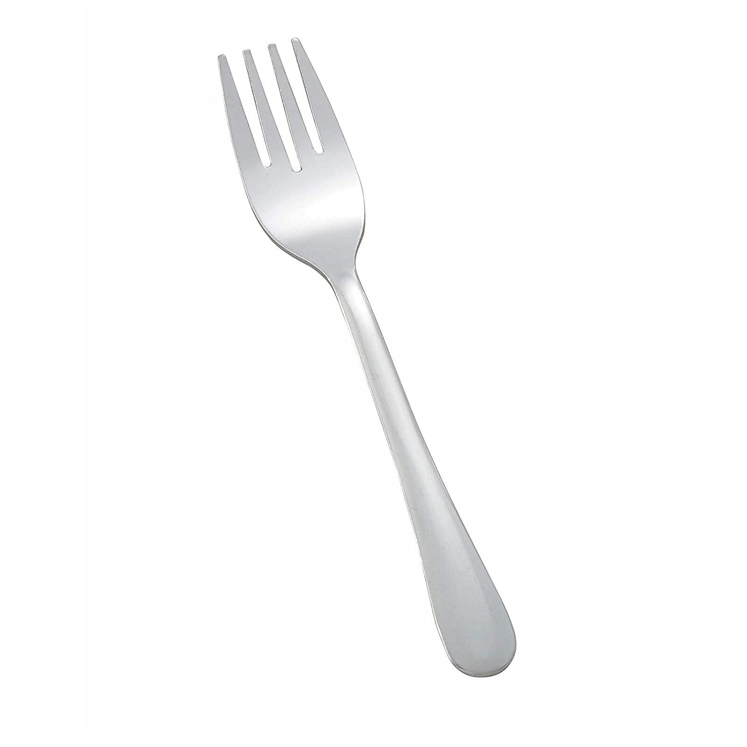 Winco 0012-06 12-Piece Windsor Heavy Weight Salad Fork Set, 18-0 Stainless Steel Winco USA HLT-312BATT40