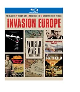 Invasion Europe: 70th Anniversary War Collection [Blu-ray] [Import]