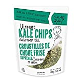 Solar Raw Ultimate Kale Chips - Cucumber Dill, 100 Grams