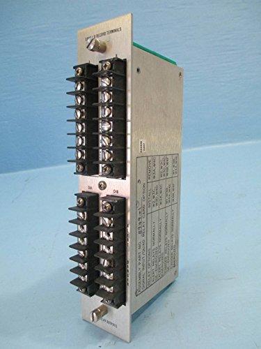(Bently Nevada 8949-01 83729-01 XDCR I/O Record Terminal 78599-06 PLC Relay Card)