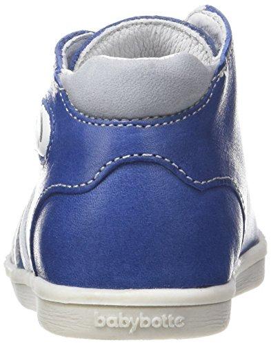 babybotte B2 - Zapatos de primeros pasos Bebé-Niños azul (Cobalt)