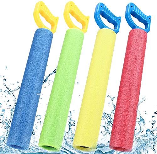 Badespass, ideale Abkühlung, Wasserpistole