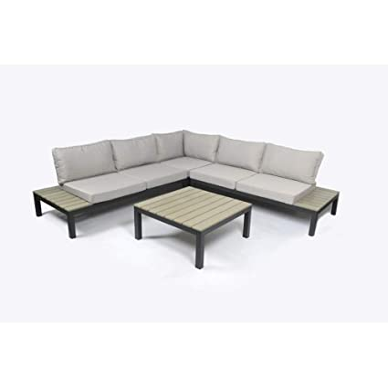 Pleasing Amazon Com Mercury Row 4 Piece Sectional Set With Inzonedesignstudio Interior Chair Design Inzonedesignstudiocom
