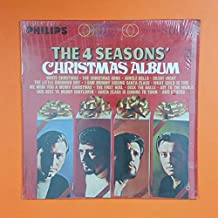FOUR SEASONS Christmas Album PHS 600 223 LP Vinyl VG+ Cover Shrink