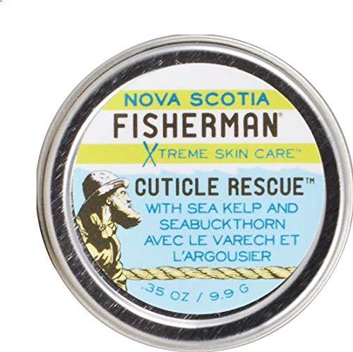 Nova Scotia Fisherman Cuticle Rescue with Xtreme Skin Care- 0.35 oz by Nova Scotia Fisherman