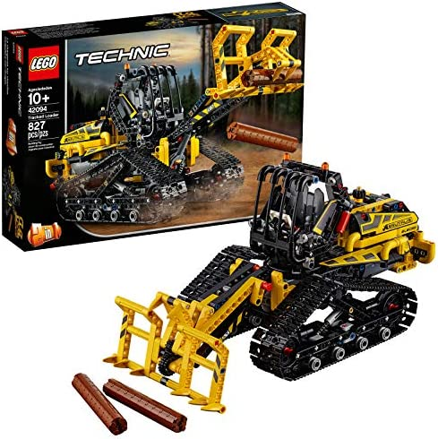 LEGO Technic Tracked Loader Building