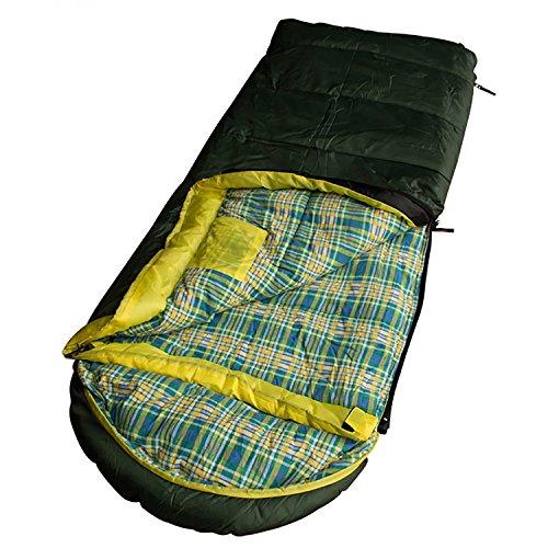 Blackpine Sports KID SLEEPING BAG – KID GRIZZLY -0 BAG