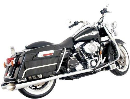 Samson Exhaust Mufflers Silver Bullet Megaphone for Harley (Samson Harley Exhaust)