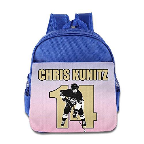 MEGGE Chris Kunitz New Design Bookbag RoyalBlue