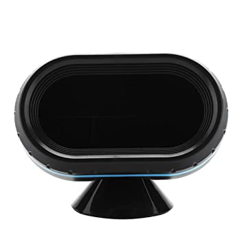Amazon.es: 12 V/24 V coche digital termómetro voltímetro reloj despertador monitor multifuncional LED reloj de mesa interior/exterior termómetros para ...