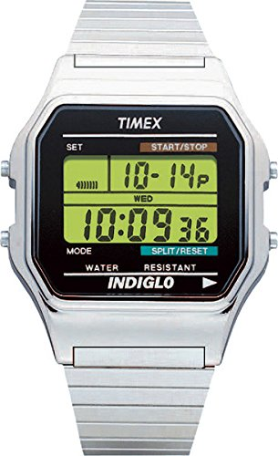 Review Timex Men's Classic Digital