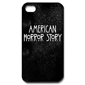 Custom Horror Hard Back Cover Case for iPhone 4 4S CY364