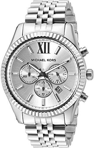 michael-kors-mens-lexington-silver-tone-watch-mk8405