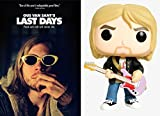 Nirvana's Kurt Cobain Bundle Pack: Gus Van Sant's LAST DAYS DVD & Exclusive Pop # 66 Figure Kurt Cobain POP Rocks