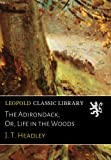 img - for The Adirondack; Or, Life in the Woods book / textbook / text book