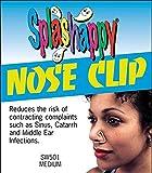 Splashappy Swimming Pool Swim Safety Nose Clip Medium Pack Of 10