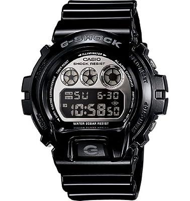 Men's Mirror Metallic Watch