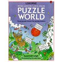 More Adventures from Puzzle World (Usborne Puzzle World) by Usborne Books (1994-01-03)