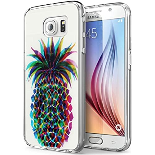 S7 Active Pinapple,Gifun Soft Clear TPU [Anti-Slide] and [Drop Protection] Protective Case Cover for Samsung Galaxy Sales