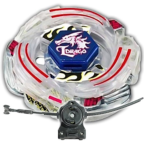 Beyblade Lightning L Drago Metal Fusion 4D BB-43 With LL2 La