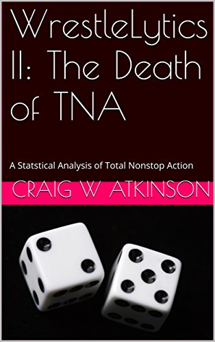 Tna Total Non Stop Action Wrestling - WrestleLytics II: The Death of TNA: A Statstical Analysis of Total Nonstop Action